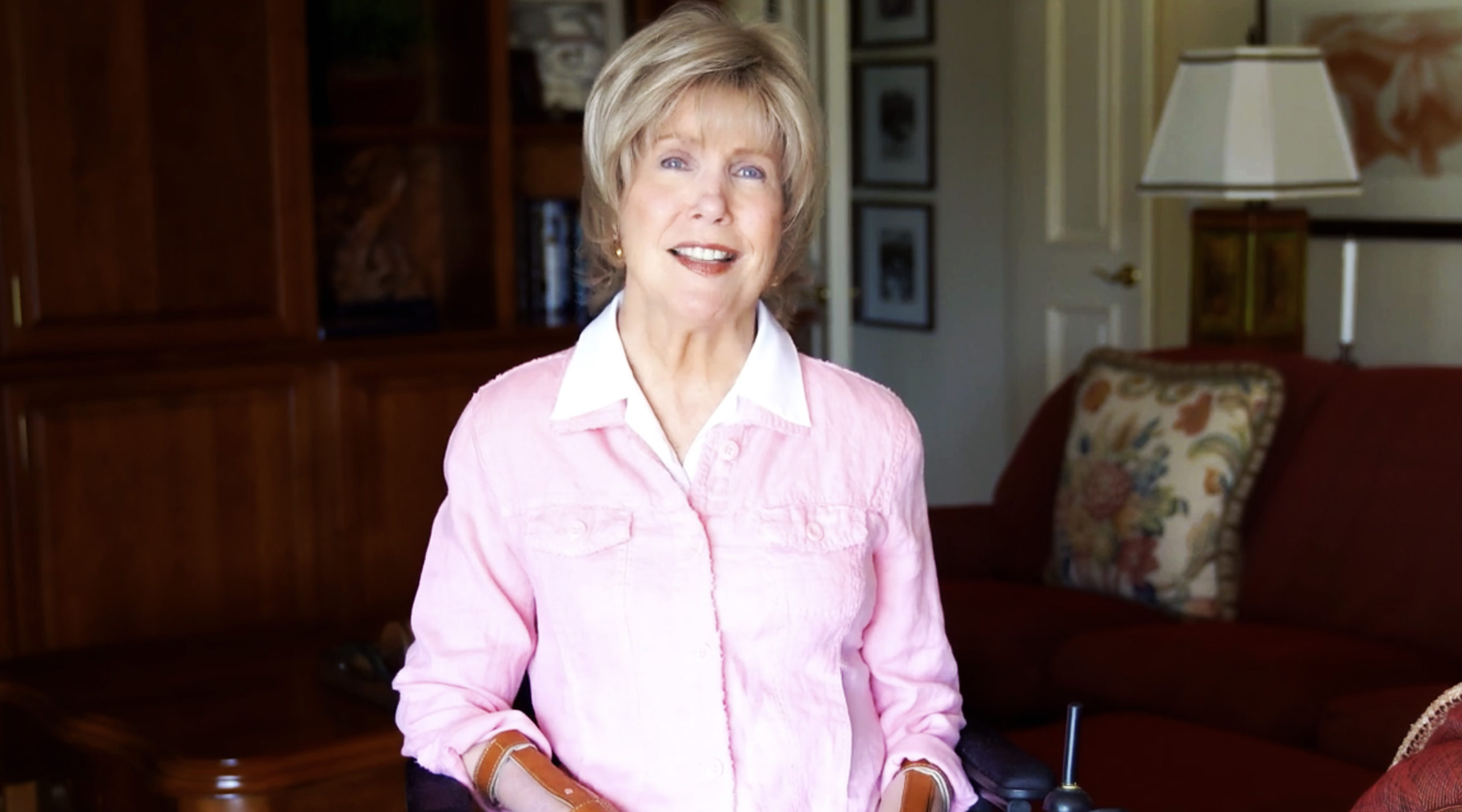 Joni Eareckson Tada on Pain